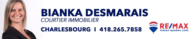 Bianka Desmarais Courtier Immobilier Remax Premier Choix