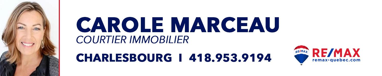 Carole Marceau Courtier Immobilier Re/Max Capitale