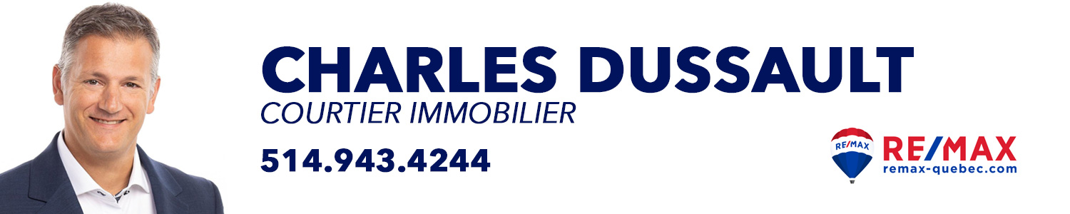 Courtier immobilier Charles Dussault Inc  St-Hyacinthe