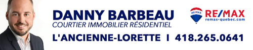 Danny Barbeau - RE/MAX Fortin-Delage