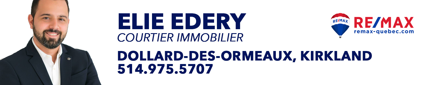 Elie Edery Courtier Immobilier DDO