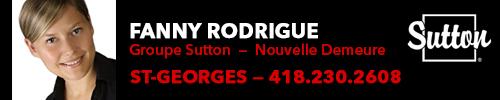 Fanny Rodrigue Groupe Sutton-Nouvelle Demeure
