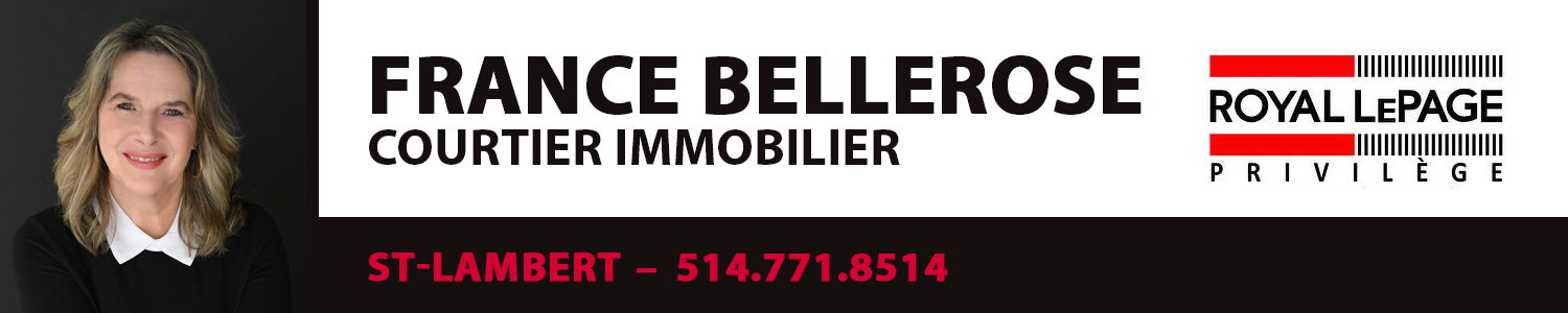 France Bellerose Courtier Immobilier
