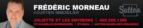 Frédéric Morneau groupe sutton - synergie inc. Agence immobilière