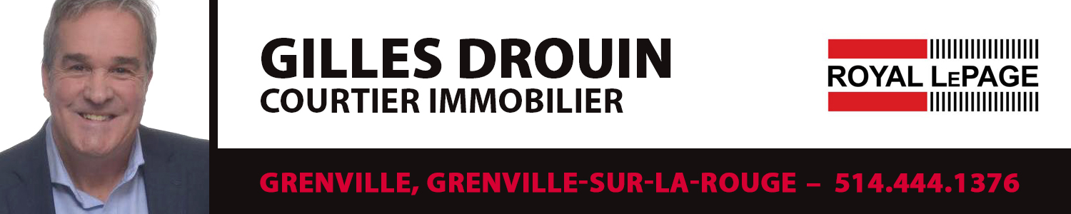 Gilles Drouin Courtier immobilier Royal Lepage Humania