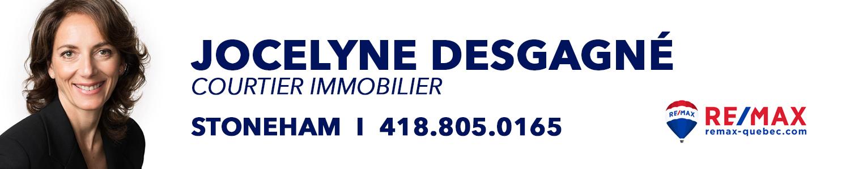 Jocelyne Desgagné, courtier immobilier Remax Accès