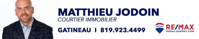 Matthieu Jodoin Courtier Immobilier