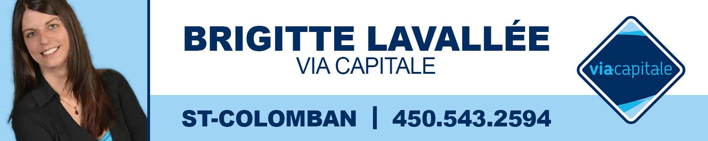 Brigitte Lavallée courtier immobilier résidentiel