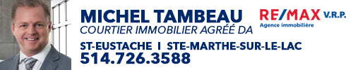 Michel Tambeau - Courtier Immobilier RE/MAX VRP