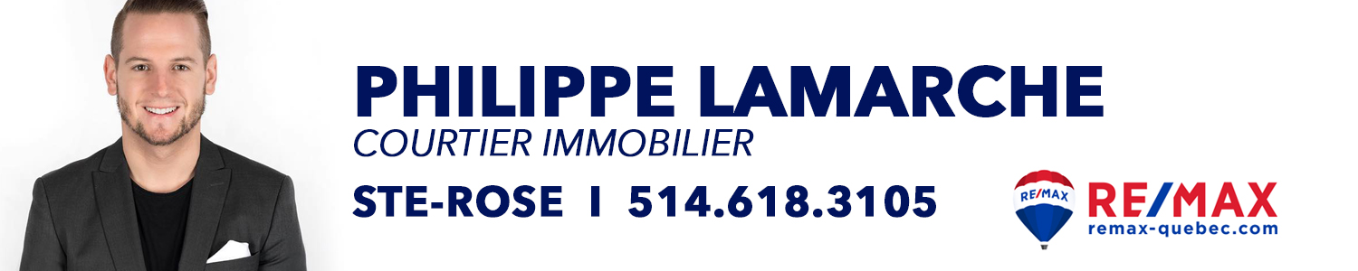 Philippe Lamarche Courtier Immobilier