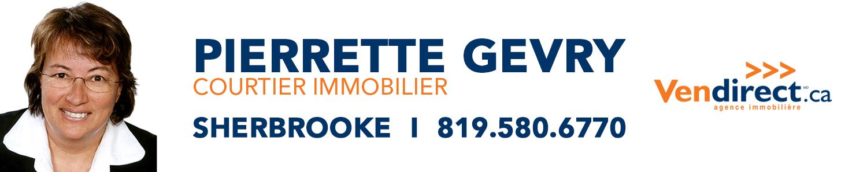 Pierrette Gévry Vendirect