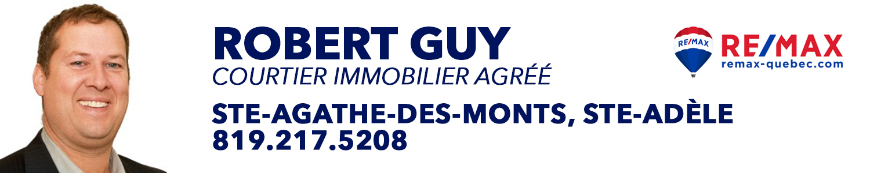 Robert Guy-Remax Laurentides Inc.