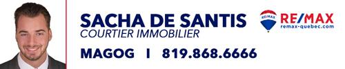 Sacha De Santis RE/MAX