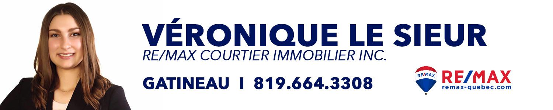 Véronique Le Sieur Courtier immobilier  REMAX VISION