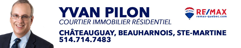 Yvan Pilon Courtier immobilier Remax Futur