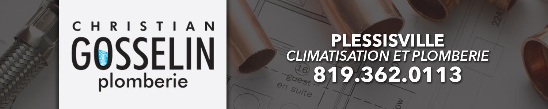 Climatisation et plomberie Christian Gosselin