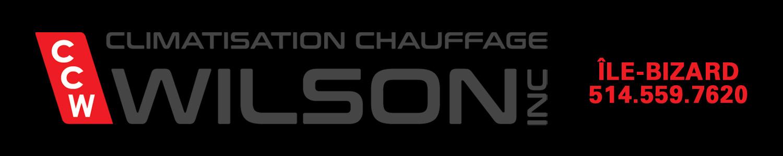 Climatisation chauffage Wilson Inc.