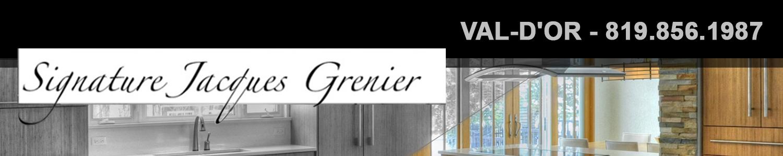 Armoires et Rénovation de Cuisine Jacques Grenier