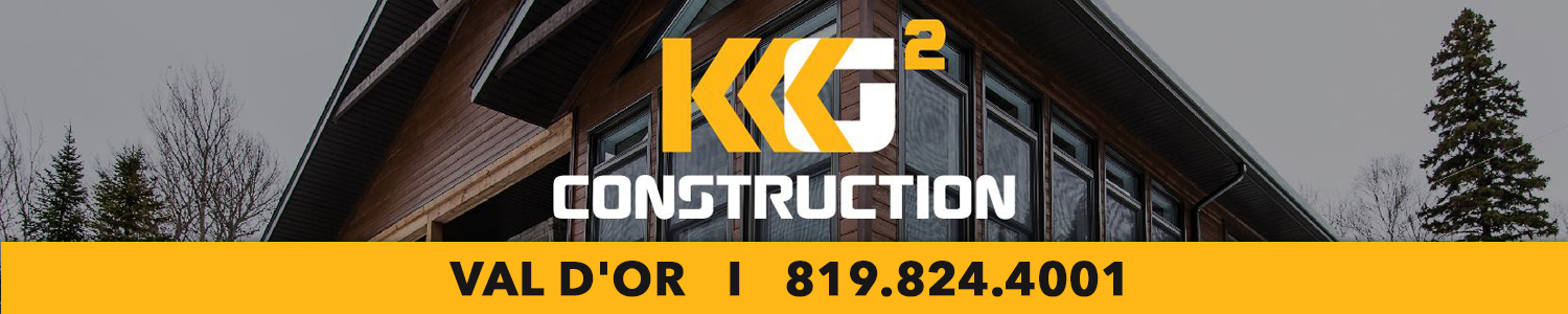 Construction KG2 Inc.