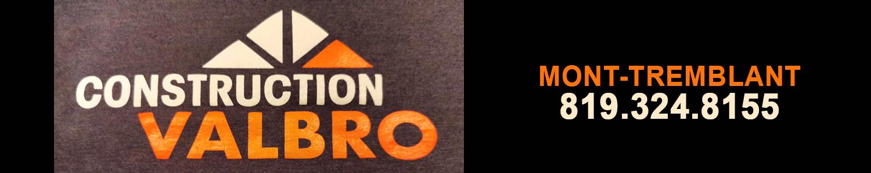 Entreprise Valbro Inc. - Entrepreneur en rénovation Mont-Tremblant