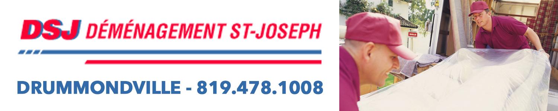 Déménagement St-Joseph Drummondville