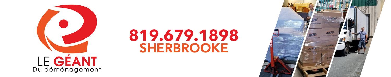 Le Géant du Déménagement Sherbrooke