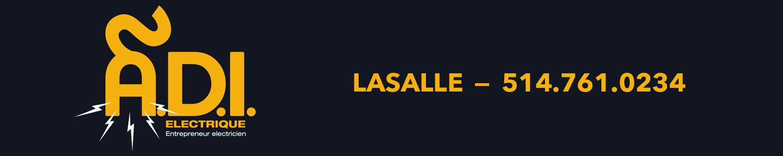 ADI Électrique - Électricien Lasalle