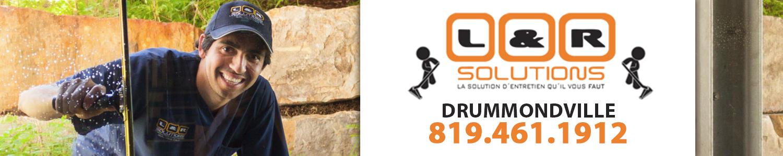 Solutions L & R-Entretien ménager commercial Drummondville