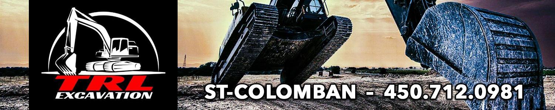 TRL Excavation Inc. - Excavation St-Colomban