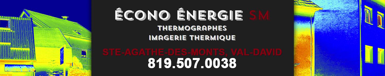 Écono Énergie SM- Thermographie et Inspection