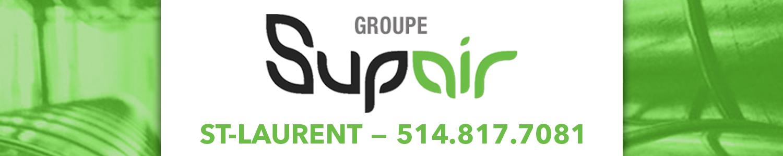 Groupe Supair - Nettoyage de conduits d'air