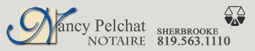 Nancy Pelchat, notaire
