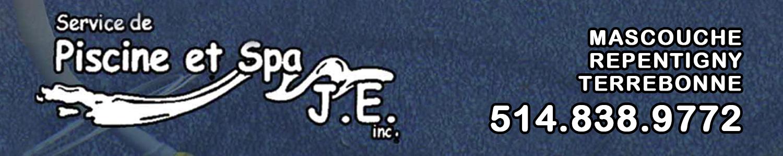 Service de Piscine et Spa J.E Inc. - Piscine Repentigny