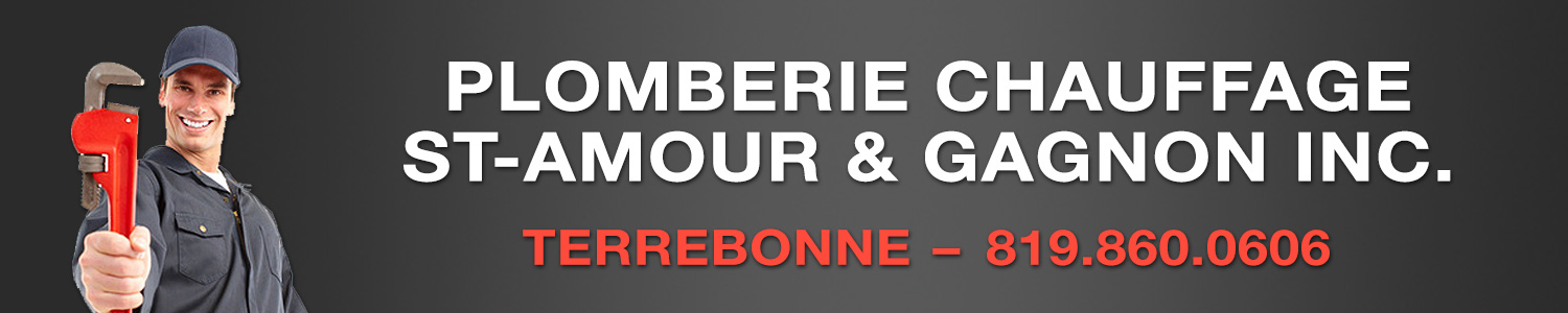 Plomberie Chauffage St-Amour & Gagnon Inc.