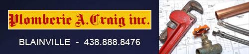 Plomberie A Craig Inc.