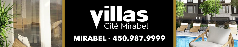 Villas cite Mirabel