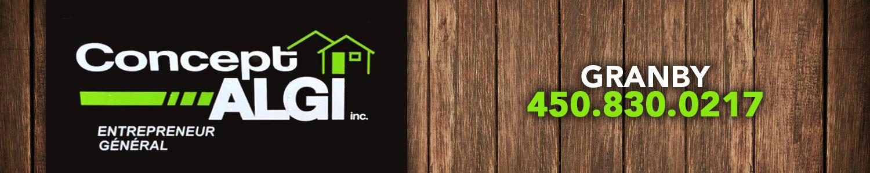 Réno Concept Algi Inc. - Entrepreneur en rénovation Granby