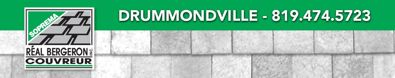 Réal Bergeron Couvreur- Couvreur Résidentiel Drummondville