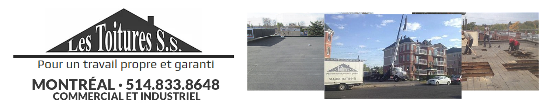 Les toitures SS - Couvreur Commercial