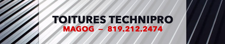 Toitures Technipro - Toiture Magog
