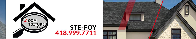 Zoom Toiture Inc. - Entrepreneur en toiture Sainte-Foy